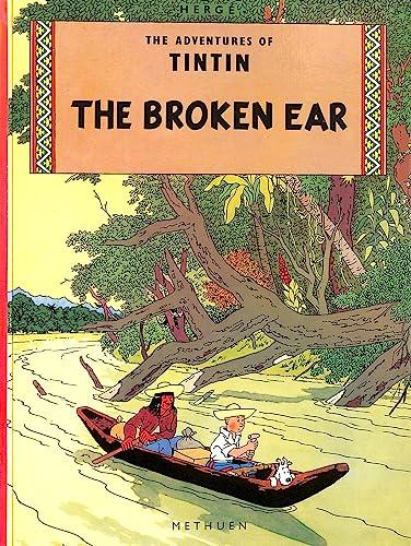 9780416834505: Adventures of Tintin the Broken Ear (The Adventures of Tintin)