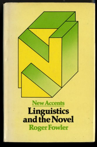 9780416838206: Linguistics and the Novel (New Accents)