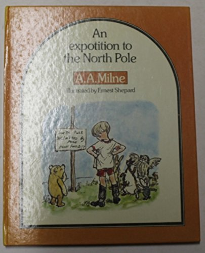 9780416842906: An Expotition to the North Pole (Piglet Books)