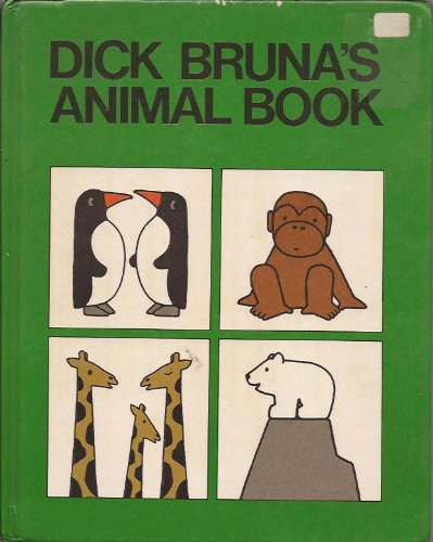 9780416851007: Dick Bruna's Animal Book