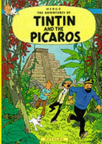 9780416851700: Adventures of Tintin and the Picaros (The Adventures of Tintin)