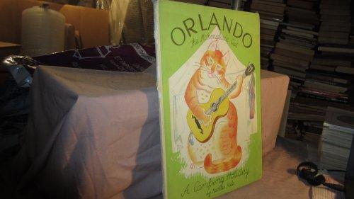 9780416853001: Orlando The Marmalade Cat A Camping Holiday