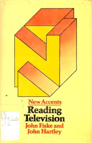 9780416855807: Reading Television (New accents)
