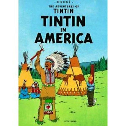9780416861204: Tintin in America (The Adventures of Tintin)