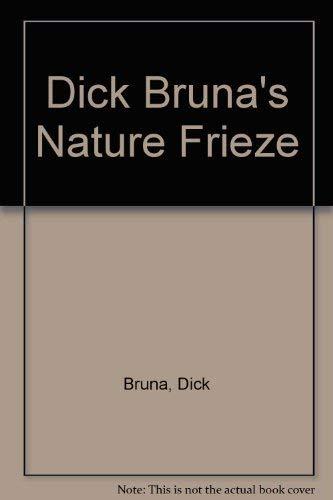 9780416861402: Dick Bruna's Nature Frieze