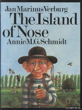 9780416862102: The Island of Nose (Dutch and English Edition)