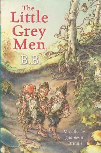 9780416866308: The Little Grey Men