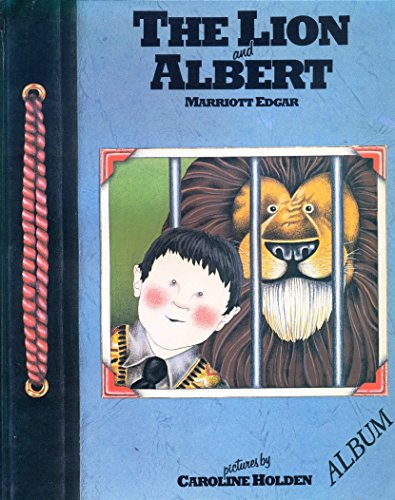 9780416868104: The Lion and Albert
