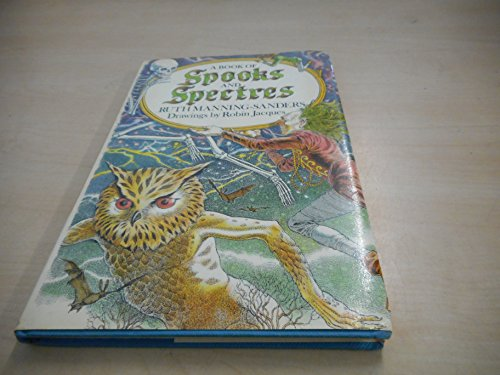 9780416869804: A Book of Spooks and Spectres