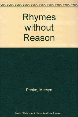 9780416870800: Rhymes without Reason