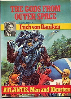Atlantis, Men and Monsters (0416871607) by Daniken, Erich von