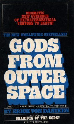 9780416871708: Gods from Outer Space: The War of the Chariots (Magnet Books)