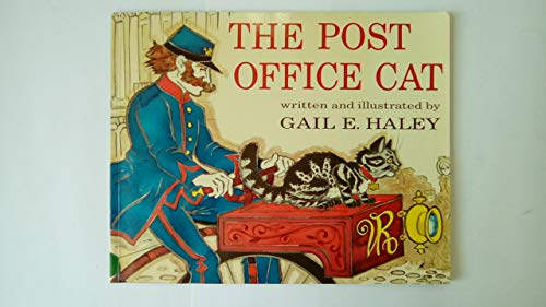 9780416874204: Post Office Cat