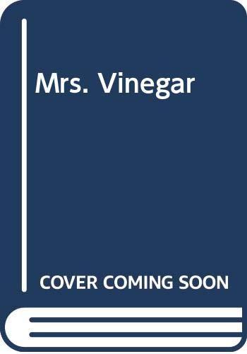 9780416875003: Mrs. Vinegar