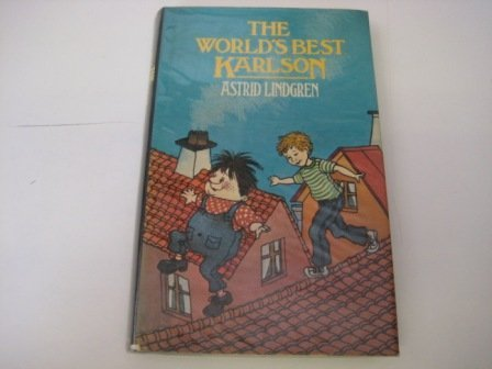 9780416880205: The World's Best Karlson