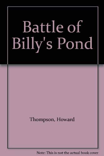 9780416894707: Battle of Billy's Pond
