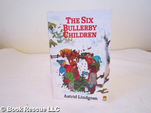 9780416895001: Six Bullerby Children