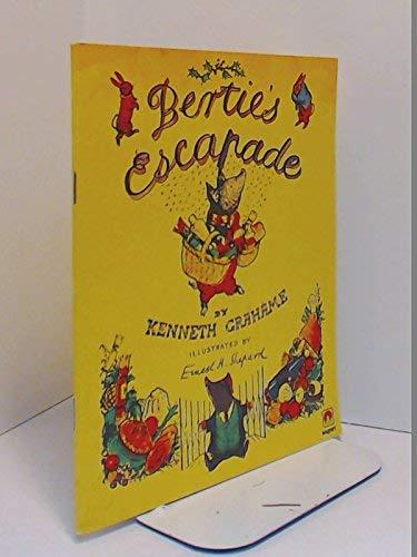 9780416897609: Bertie's Escapade