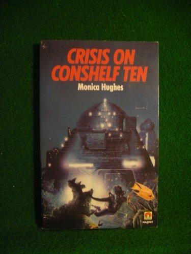 9780416899900: Crisis on Conshelf Ten