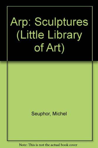 9780416906202: Arp: Sculptures (Little Library of Art)