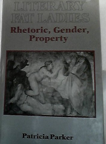 9780416916003: Literary Fat Ladies