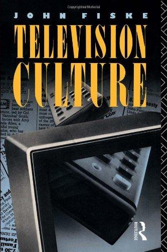 9780416924404: Television culture
