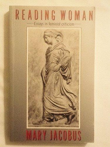 9780416924602: Reading Woman: Essays in Feminist Criticism