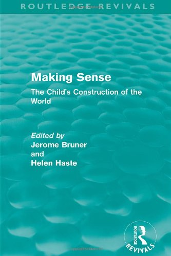 9780416924909: Making Sense: The Child's Construction of the World