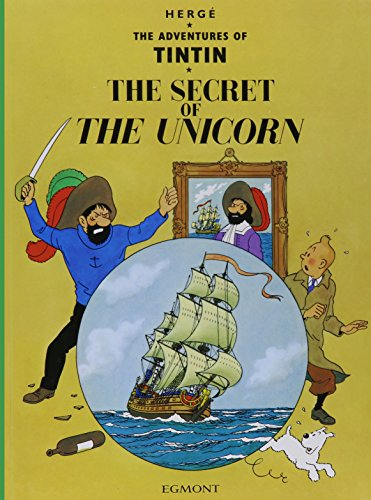 9780416925302: The Secret of the Unicorn (The Adventures of Tintin)