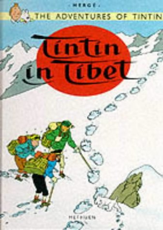 9780416926002: Tintin in Tibet