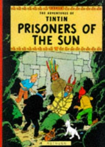 Prisoners of the Sun (Adventures of Tintin): Herge