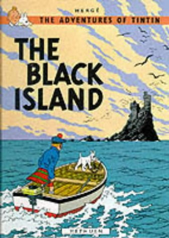 9780416926408: The Black Island (The Adventures of Tintin)