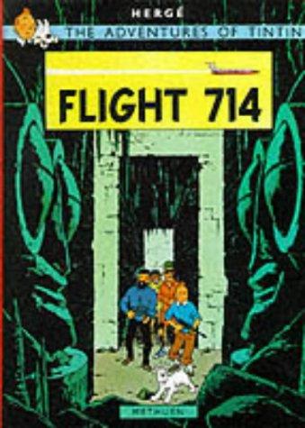 9780416926507: Flight 714 (The Adventures of Tintin)