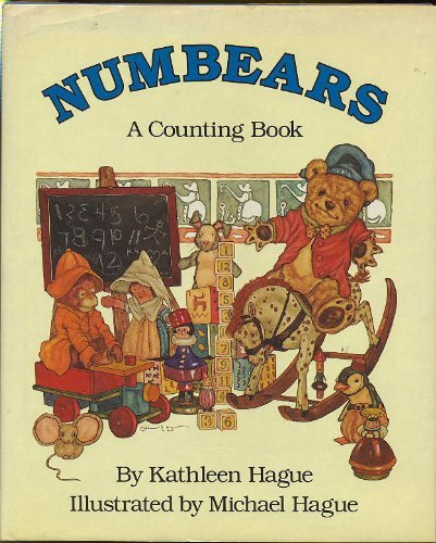 9780416956900: Numbears : A Counting Book