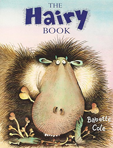 9780416957600: The Hairy Book (A Magnet book)
