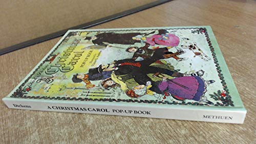 9780416965506: A Christmas Carol: Pop-up Bk