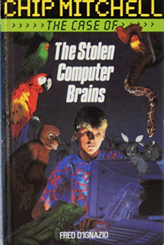 9780416973709: Chip Mitchell: Case of the Stolen Computer Brains (Pied Piper Books)
