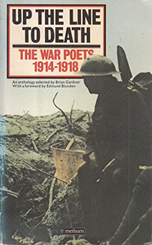 9780417023502: Up the Line to Death: The War Poets 1914-1918 (Magnum books)