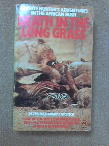 9780417034607: Death in the Long Grass