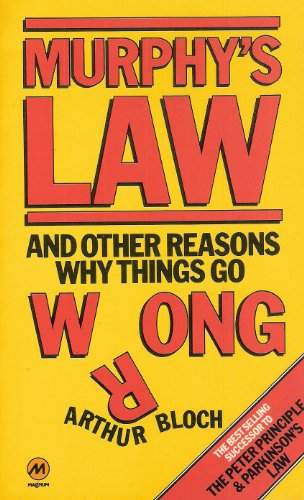 9780417043807: Murphy's Law and Other Reasons Why Things Go Wrong: Bk. 1