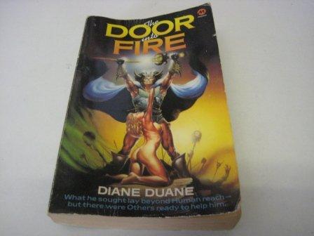 9780417058504: Door into Fire