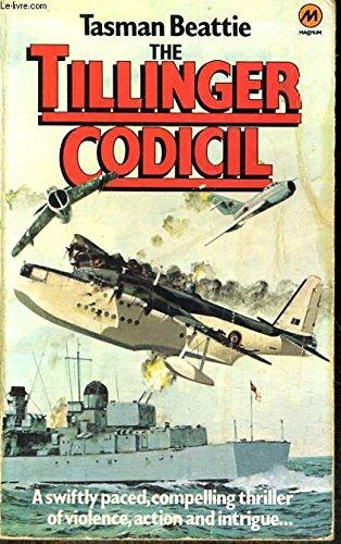 9780417059006: Tillinger Codicil