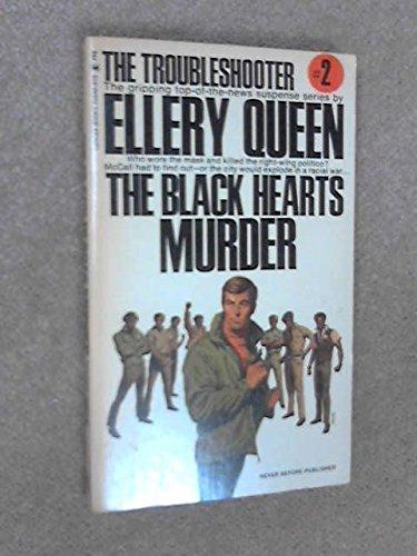 the black hearts murder: Queen, Ellery (Richard