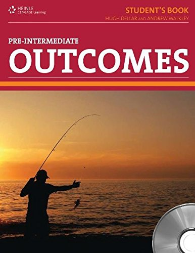 9780418279236: Outcomes Pre-Intermediate Helbling Pack