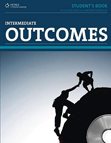 9780418279243: Outcomes Intermediate Helbling Pack