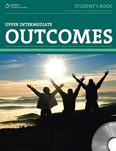 9780418279250: Outcomes Upper-Intermediate Helbling Pack
