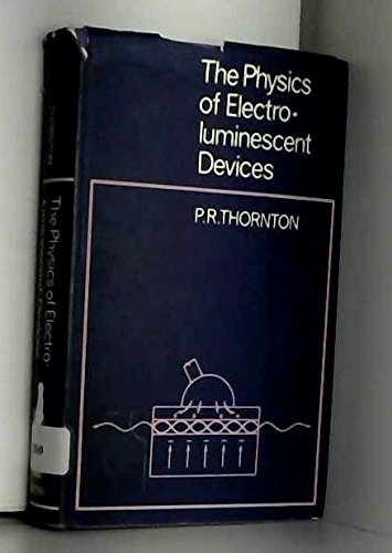 9780419104209: Physics of Electroluminescent Devices