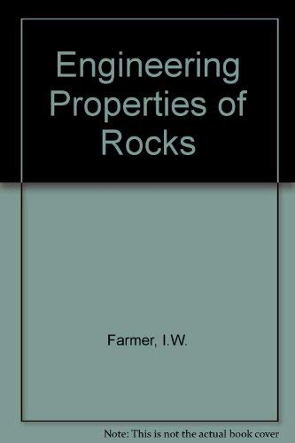 9780419104704: Engineering Properties of Rocks