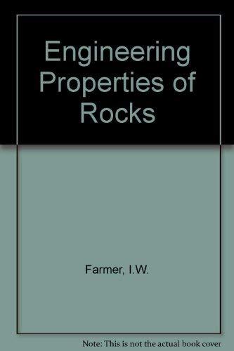 9780419104704: Engineering Properties of Rocks