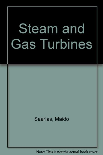 9780419115908: Steam and Gas Turbines for Marine Propulsion